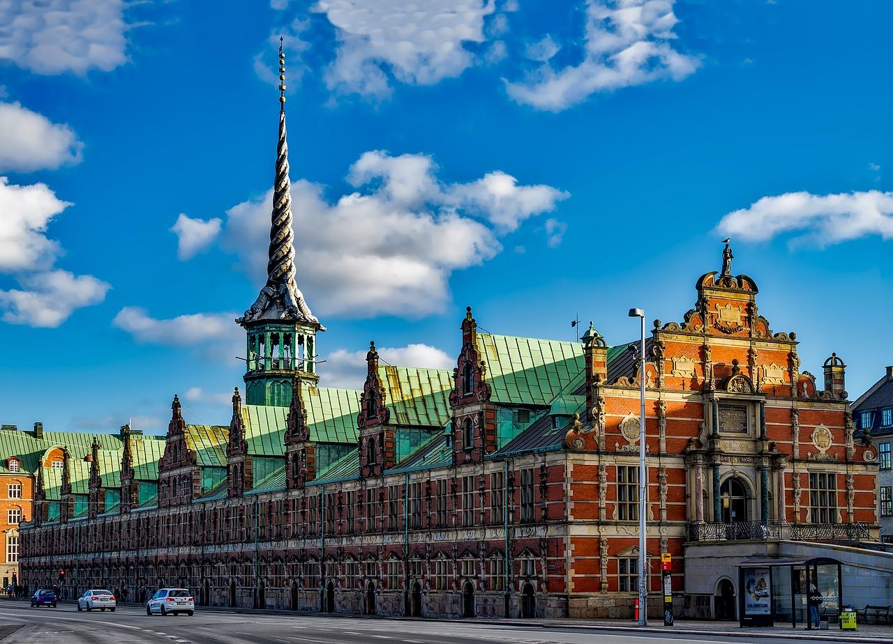 Copenhagen Castle, Denmark - The Most Peaceful Destinations of the World