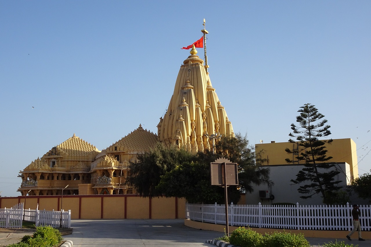 Somnath Temple - The indestructible temple