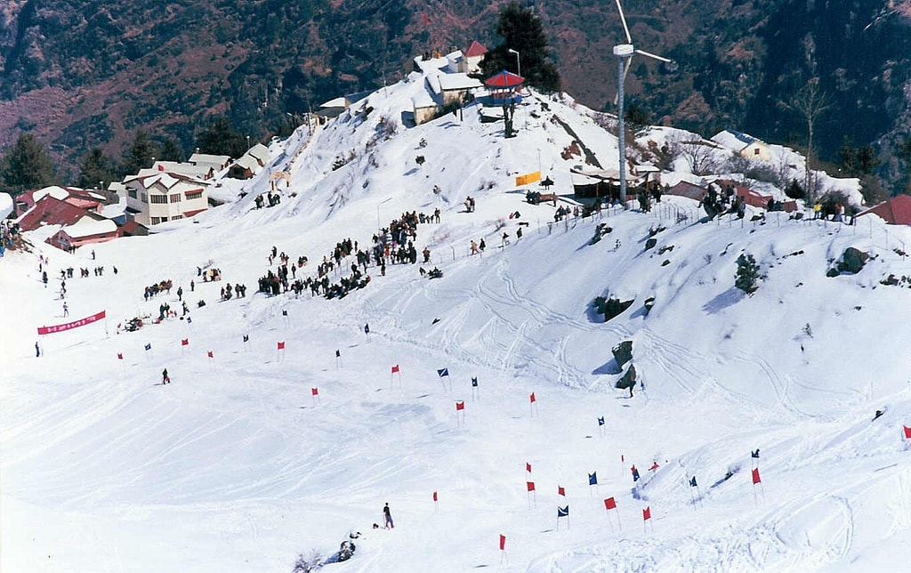 Winter Destinations in India