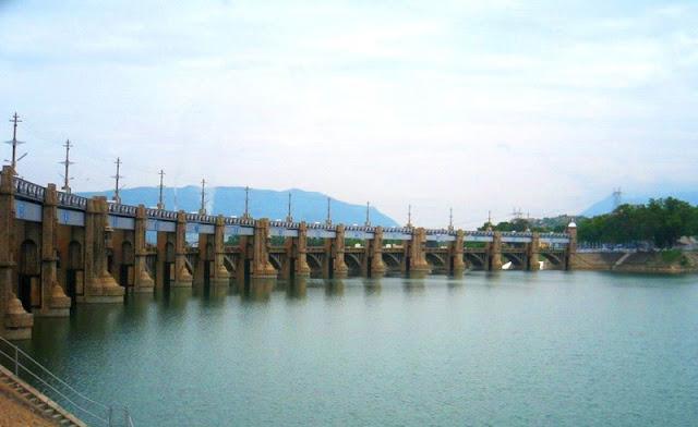 Mettur Dam (Tamil Nadu)