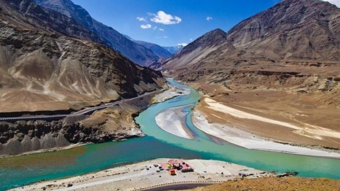 the longest river in India