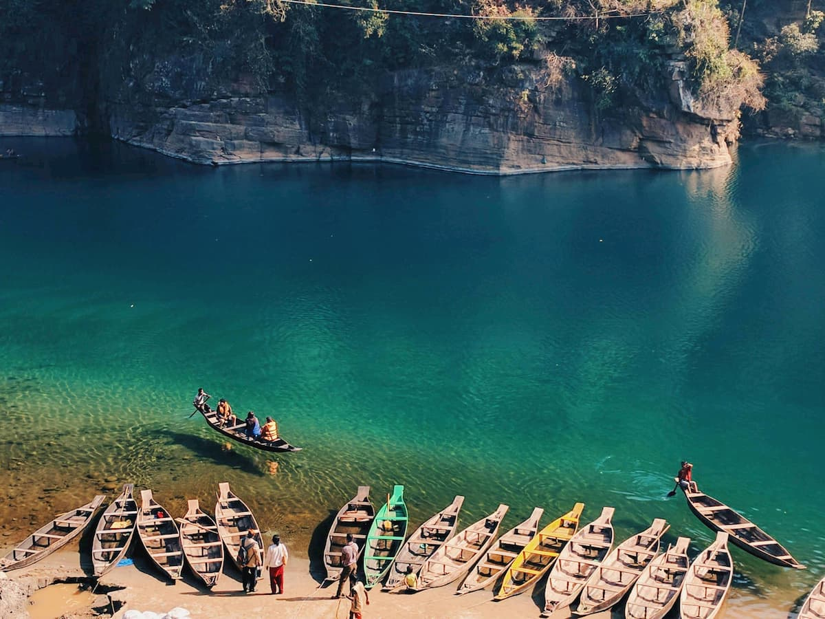 Top Places to visit in Meghalaya