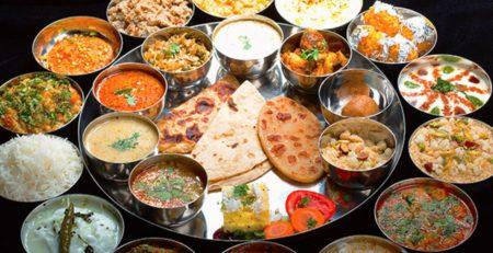 Cuisines of Rajasthan